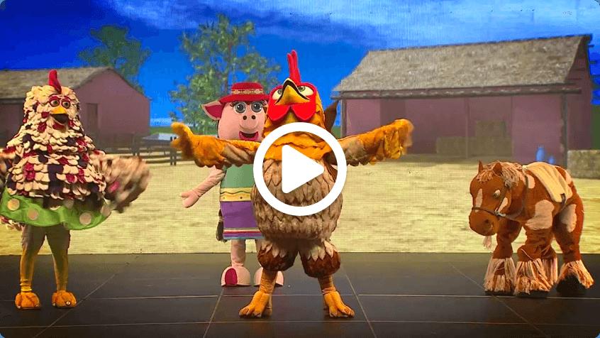 Video promocional ¡La granja de Zenón - ¡Exacto!